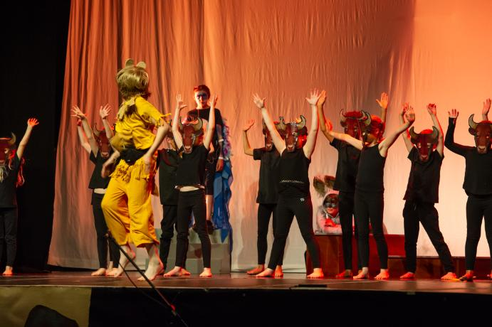 The Lion King - 17th July 19 - By Mike Moss Photography-103