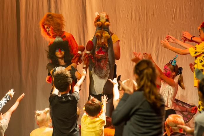 The Lion King - 17th July 19 - By Mike Moss Photography-12