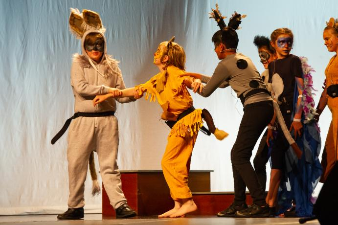 The Lion King - 17th July 19 - By Mike Moss Photography-57