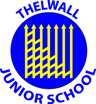 Thelwall Junior School Logo